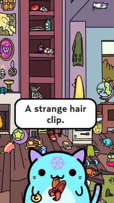 OMG! So cute! #KleptoCats #iOS www.kleptocats.com/share