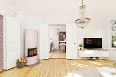 FINN – MAJORSTUEN - En lekker, gj. gående og klassisk selveier på 122 kvm m/balkong og 3 ildsteder - Påkostet standard - 3 sov.