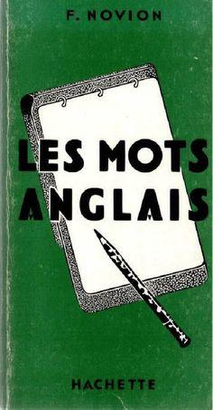 Novion, Les Mots anglais