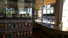 Wild Strawberry Cafe - Newport Beach, CA, United States. Cookies ,Chips Table ,chair