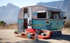 Cape Town's Top 10 Food Trucks for Weddings | SouthBound Bride