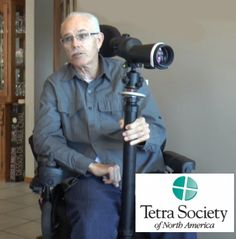 If you live in Canada, California, Utah, or Ohio, the Tetra Society Of North America is a nonprofit you should know about! They'll create any assistive device you can dream up, free of charge. All you need is to have a SCI and live near one of their chapters. Read more about this group of volunteer engineers >>> See it. Believe it. Do it. Watch thousands of spinal cord injury videos at SPINALpedia.com Spinal Cord Injury, North America, Technology, Engineers, Utah, Ohio, California, Canada, Group