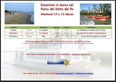 Albergo Ristorante Italia : #deltadelpo #escursione #motonave