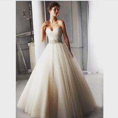 Wonderful Perfect Wedding Dress For The Bride Ideas. Ineffable Perfect Wedding Dress For The Bride Ideas. Wedding Dress Styles, Dream Wedding Dresses, Wedding Attire, Bridal Dresses, Bridesmaid Dresses, Princess Wedding Dresses, Puffy Wedding Dresses, Mori Lee Wedding Dresses, Prom Dresses