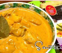 フォロー ありがとうございます‼︎ どうぞよろしくお願いします♬  Thank you for your follow-up to me‼︎ ٩(✿∂‿∂✿)۶ - 84件のもぐもぐ - ✨SINGAPORE CHICKEN CURRY シンガポールのチキンカレーカレーの素はシンガポールで働いてる姪子から、送って貰った(*^_^*)✨ by sanntina/サーンティナ Thai Red Curry, Up, Ethnic Recipes, Food, Meals
