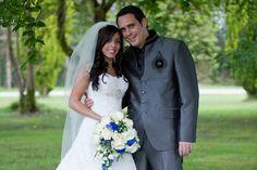 Shivani Tandon & Jason Scott's wedding at Lough Eske