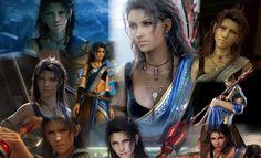 Final Fantasy XIII Oerba Yun Fang Collage by lightmyeternalnight on deviantART