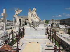 Cienfuegos Cemetary-cementerio de reina