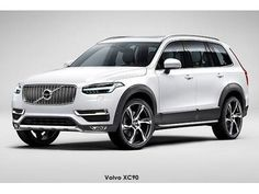 World premiere of the all-new Volvo XC90. Click image for more!!!