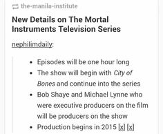 Look at this! This is freaking AMAZING if it happens... Just hopefully they stay with the plot of the books