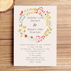 A bohemian wedding is a great theme that expresses art, music, nature, freedom and simplicity. You may consider this floral elegant wedding invitations if you are going to have a romantic bohemian wedding. Fall Wedding Flowers, Fall Wedding Colors, Wedding Flower Arrangements, Autumn Wedding, Floral Wedding, Summer Wedding, Our Wedding, Wedding Ideas, Wedding Rustic