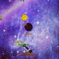 New #moon in #Scorpio. #vedic #astrology #jyotish #planets - @supandyogaenergy- #webstagram