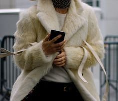 m File #coat #streetstyle