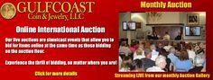 Gulfcoast Realty & Auctions and Gulfcoast Coin & Jewelry