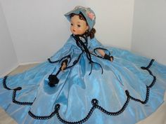 "Vintage 21"" Madame Alexander 1961 Cissy Scarlett 2240 Unforgettable Doll   eBay. Sold 5/12/13 for $712.09."