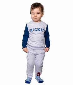Sweatsuit Mickey Mouse Mickey Mouse, Sport, Kids Fashion, Pajamas, Baby, Cotton, Kids, Child Fashion, Deporte