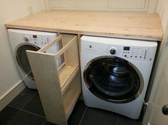 Top 40 Small Laundry Room Ideas and Designs 2018 Small laundry room ideas Laundry room decor Laundry room storage Laundry room shelves Small laundry room makeover Laundry closet ideas And Dryer Store Toilet Saving Laundry Room Remodel, Laundry Closet, Laundry Room Organization, Closet Remodel, Basement Laundry, Small Laundry Rooms, Laundry Room Design, Laundry In Bathroom, Small Rooms