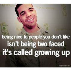 Growing up...  love it!!!