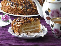 Медовик в мультиварке: рецепт медового торта редмонд 45-50 мин