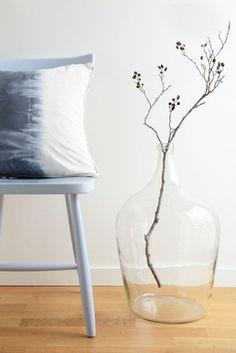 Interieur | Dip dye, hipper dan hip. - Stijlvol Styling woonblog www.stijlvolstyling.com