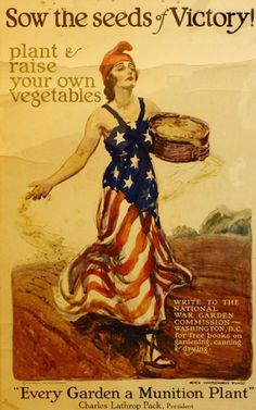 """There's a new book on the topic of Victory Gardens written by my good friend, scholar Rose Hayden-Smith (aka @victorygrower). Her first book, """"Sowing the Seeds of Victory,"""" is out now."""