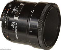 Nikon 55mm AF Micro-NIKKOR