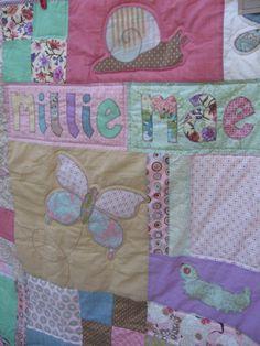 minibeast quilt