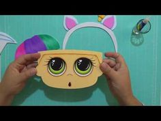 (2) DIY Muñeca Lol Unicornio en Foami, Goma Eva, Microporoso, Easy Crafts - YouTube Fun Crafts For Kids, Hobbies And Crafts, Easy Crafts, Diy And Crafts, Funny Birthday Cakes, Free To Use Images, Foam Sheets, Ideas Para Fiestas, Kokeshi Dolls