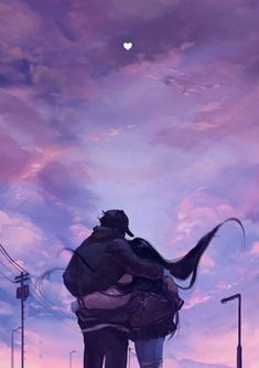 DeviantArt - Discover The Largest Online Art Gallery and Community - Page 16 Cute Couple Art, Anime Love Couple, Cute Anime Couples, Anime Siblings, Couple Aesthetic, Aesthetic Anime, Aesthetic Art, Desenhos Love, Couple Wallpaper