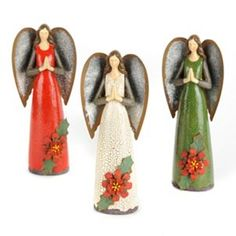 Christmas Angel Figurine