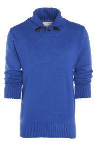 Mens Aran Jumper £21.00 http://www.bravesoul.co.uk/shop/clothing/mens-aran-jumper?colour=Blue #Jumper #mensfashion