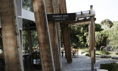 Frankie Says Is Richmond's New Riverside Restaurant and Bar | Concrete Playground