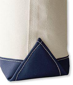 #LLBean: Boat and Tote Bag, Zip-Top