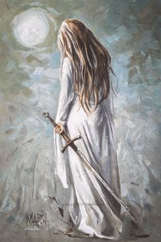 The Prayer Original Fine Art Painting by Maria Magdalena Oosthuizen. Medium: Acrylic on Canvas. Stretched, and Blocked, Not Framed. Dimensions: Width (mm) Heigh
