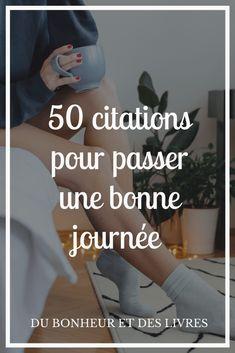 Vie Positive, Affirmations Positives, C'est Bon, Attitude, Positivity, Humor, Lifestyle, Blog, Day Planners