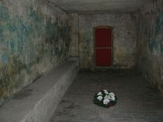 Gas Chamber, Stutthof Concentration Camp, Poland