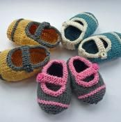 Avery - Single Strap Baby Shoes