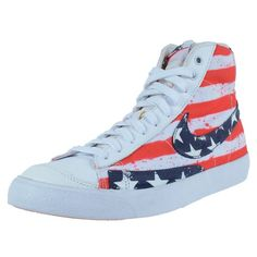 another chance b98ee d7b2c nike blazer mid 77 PRM VNTG mens hi top trainers 537327 sneakers shoes