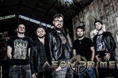 Força Metal BR: Aeon Prime: banda agora tem loja virtual exclusiva...