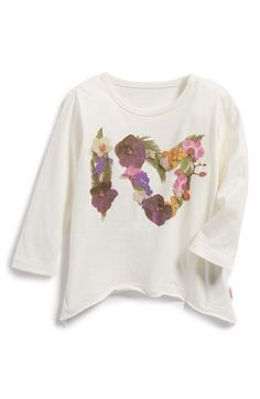 Nordstrom Baby Girls Munsterkids 'Bouquet' , $28.73 (sale)