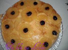 Τα λιλά της Λίλας: ΑΝΑΠΟΔΟ ΚΕΪΚ ΜΕ ΑΝΑΝΑ Pudding, Pie, Desserts, Food, Cakes, Pinkie Pie, Tailgate Desserts, Deserts, Fruit Flan