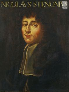 Nicolas Steno (1638-1686) was a Danish scientist, a pioneer in both anatomy and geology who converted to Catholicism and became a Catholic bishop in his later years.  He was known for heroic practice of virtue and beatified on October 23, 1988.