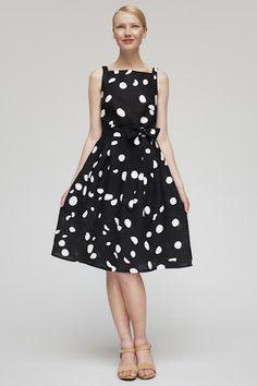 Bonjour Girl - marimekko dress