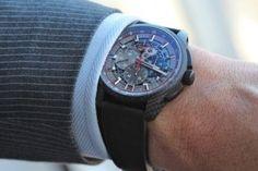 Zenith - Borrowed Pics of Zenith Lightweight Wristshot   -