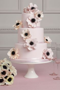 Peggy Porschen Iced Wedding Cake Collection