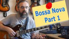 Bossa Nova Rhythm 1  - Blue Bossa