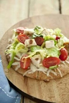 Paaula Deen Caesar Salad and Caesar Dressing