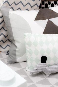 pillows / kiddo