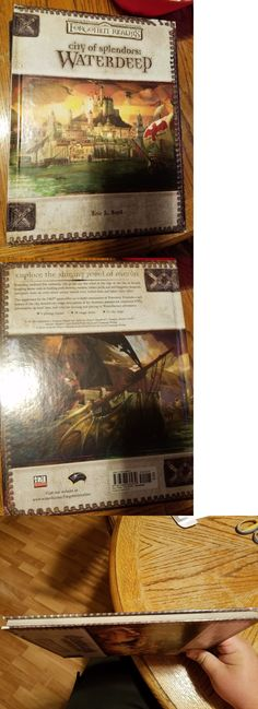 Campaigns 158709: Dungeons And Dragons 3.5 City Of Splendor: Waterdeep -> BUY IT NOW ONLY: $55 on eBay!