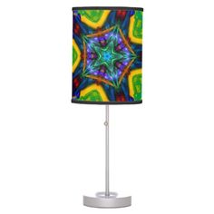 Gorgeous Abstract Table Lamp